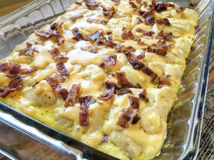 recipe: bacon egg and cheese biscuit bake tasty [28]
