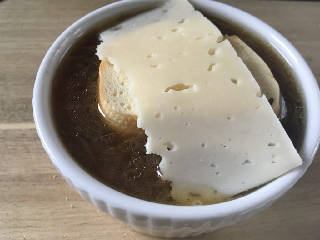 Slow Cooker Best Ever French Onion Soup