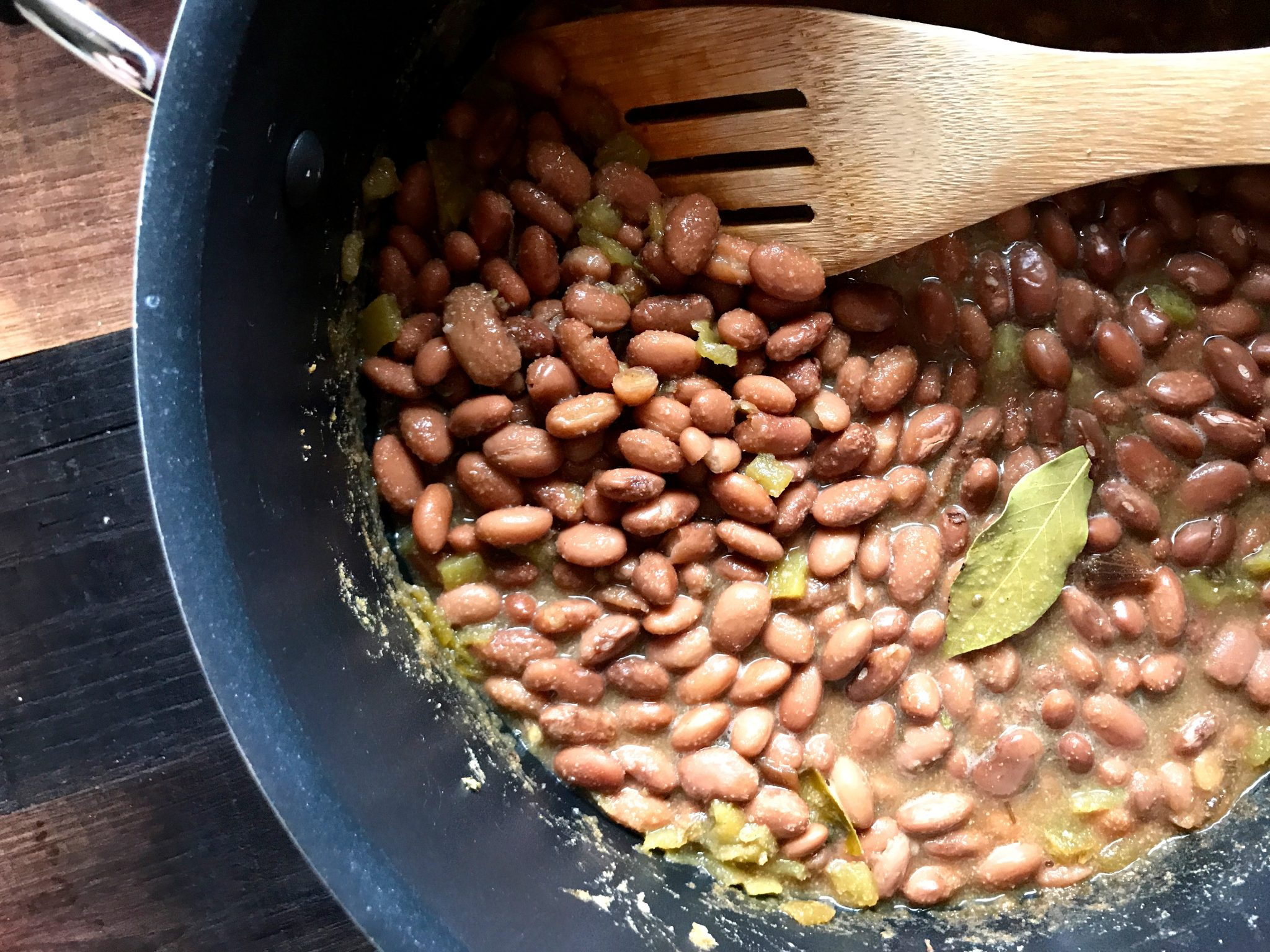 Quick Chipotle Pinto Beans