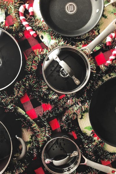 *Giveaway* Circulon 10-piece Cookware Set