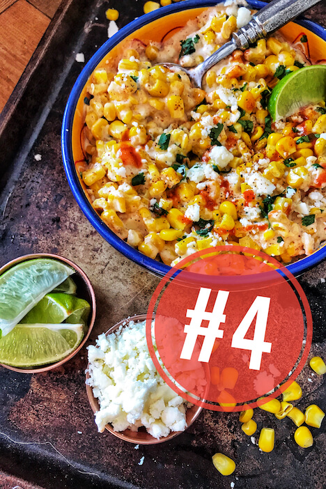 mexican street corn number four